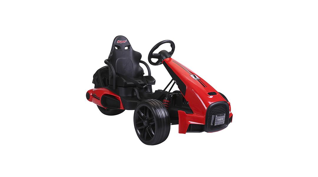 Go kart Style eléctrico Bebesit - Bebesit » Babytuto