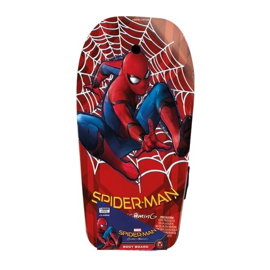 Tabla De Body Spiderman Marvel